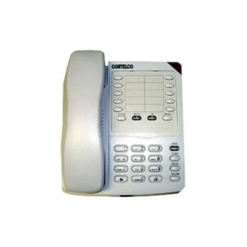 Cortelco ITT-2203FROST 220321-VBA-27S Colleague Speakerphone Ft