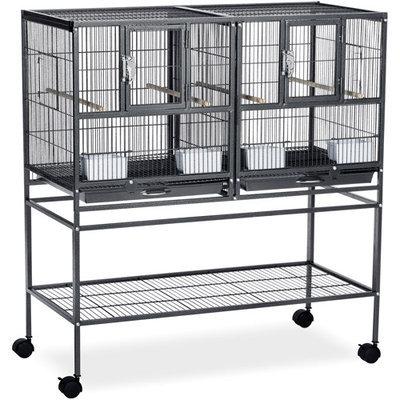 Prevue Hendryx Prevue Hampton Dlx Breeder Bird Cage w/Stand