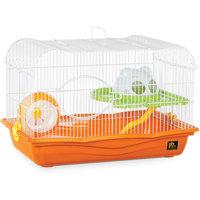 Prevue Hendryx Prevue Hamster Haven Cage LG Tan