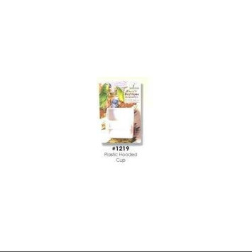 Prevue Pet Products BPV1219 Plastic Hooded Cup