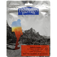 Backpackers Pantry 102432 Santa Fe Style Chicken Two Person