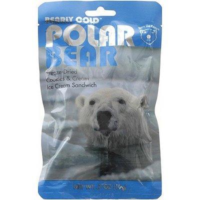 Backpackers Pantry 702171 Freeze-Dried Polar Bear Cookies-Cream