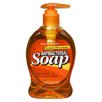 Personal Care(TM) Antibacterial Liquid Hand Soap, 7.5 Oz.