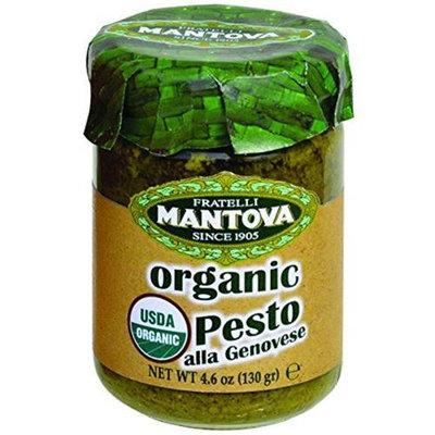 Mantova Organic Pesto Genovese (Pack of 12)