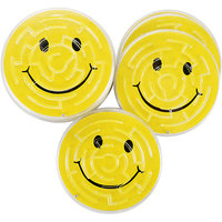 Amscan 390323 Party Favors 12/Pkg Smile Maze Puzzles