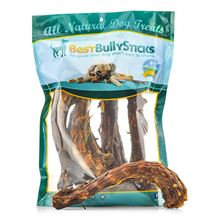 Best Bully Sticks Turkey Neck - 10 Pack