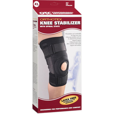 Otc Professional Orthopaedic Knee Stabilizer With Spiral Stays