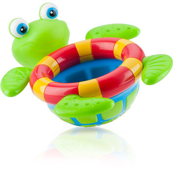 Nuby Tub Time Turtle - lime, one size