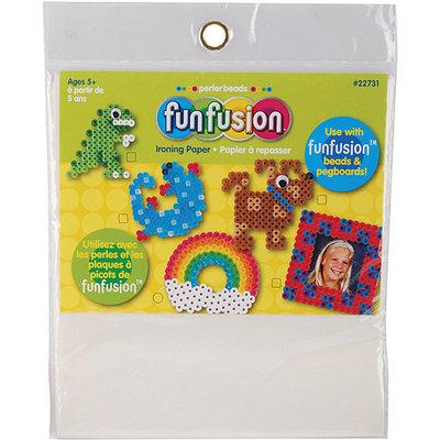 Perler Fun Fusion Bead Ironing Paper 6 Sheets/Pkg