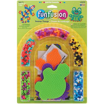 Perler Fun Fusion Fuse Bead Activity Kit - Swamp Thangs