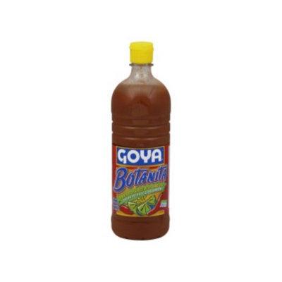 Goya Botanita Snack Hot Sauce With Lime Juice