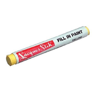 Markal Permanent Markers and Marker Pens Lacquer-stik White Fill-in