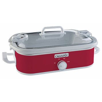 The Holmes Group, Inc THE HOLMES GROUP INC. Crock Pot Casserole Slow Cooker - THE HOLMES GROUP INC.