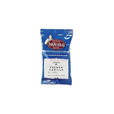 Papanicholas Coffee 25188 Premium Coffee French Vanilla 18/carton