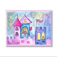 The Kids Room Wall Plaque - Wishing Star