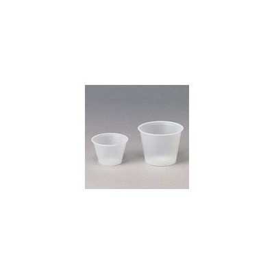 Fabri Kal Fabri-Kal Portion and Souffle Cups and Lids Clear 5.5 Oz Plastic