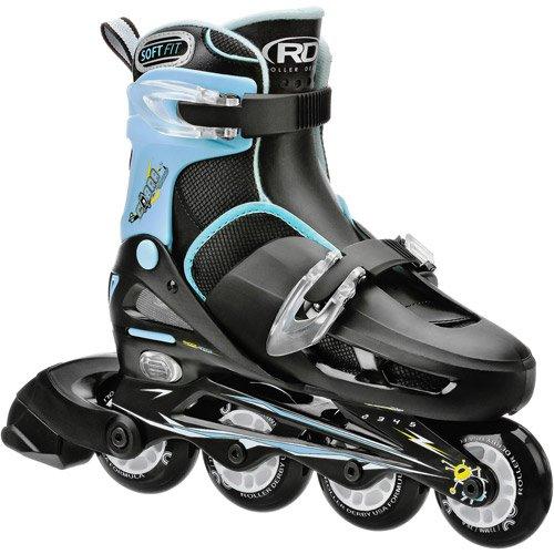 Roller Derby Boy's Cobra Adjustable Inline Skate