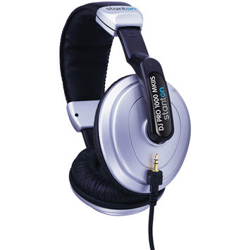 Stanton DJ Pro 1000 MKIIS Headphones with Bag