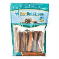 Best Bully Sticks 6 Inch Jumbo Odor Free Bully Sticks - 25 Pack