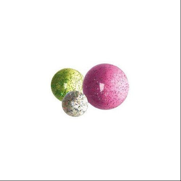 Bouncyballs.com 1 Dozen 35mm Glitter Bouncy Balls Assorted colors