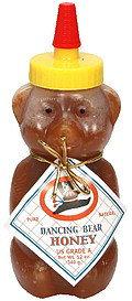 Dancing Bear Honey Pure Natural