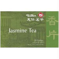 Ten Ren Tea B07731 Ten Ren Jasmine Tea -6x20ct