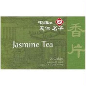 Ten Ren Tea B07731 Ten Ren Jasmine Tea -6x20ct