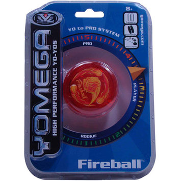 Yomega Fireball Semi-Solid Colors Yo-Yo