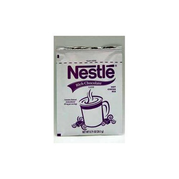 Nestlé Rich Chocolate Flavor Hot Cocoa Mix(Case of 150)