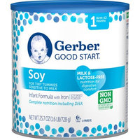 Gerber® Good Start® Soy | Ready To Feed Formula, Stage 1
