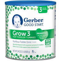 Gerber® Good Start® Grow | Powder Toddler Drink, Stage 3