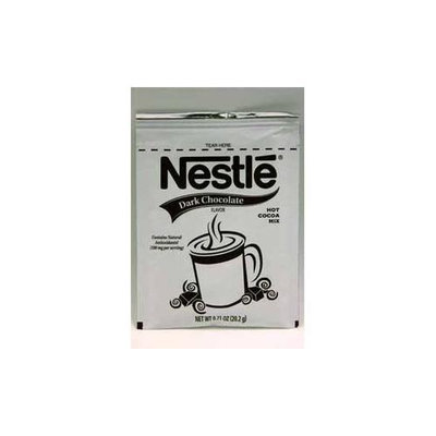 Nestlé Dark Chocolate Flavor Hot Cocoa Mix(Case of 150)