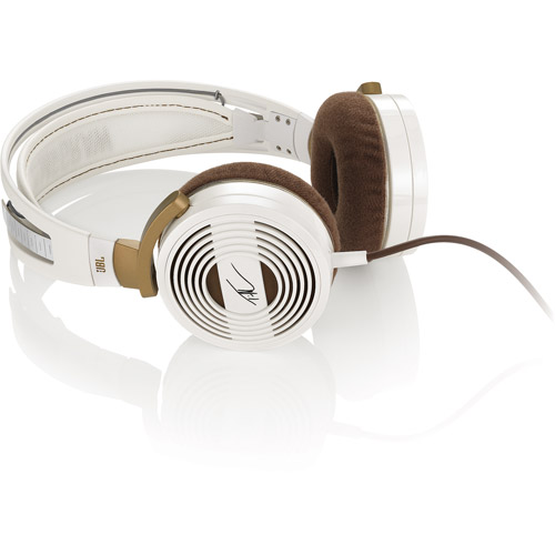 JBL TMG81W Tim McGraw Series On-Ear Headphones