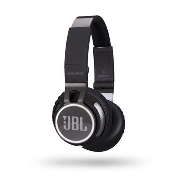 JBL S400BT Synchros Series On-Ear Bluetooth Headphones (Black)