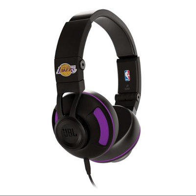 Jbl - Synchros S300 Los Angeles Lakers On-ear Headphones - Multi