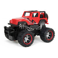 New Bright 1:24 Full-Function Radio-Controlled Jeep Wrangler