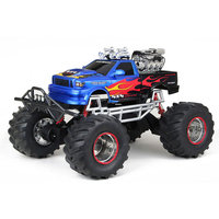 New Bright 1:8 Mega Blast RC Truck