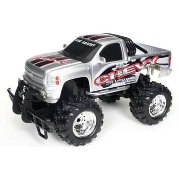 New Bright 1:14 R/C 6V Harley Davidson Ford F150