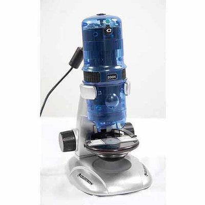 Celestron Amoeba Dual Purpose Digital Microscope - Blue 44325