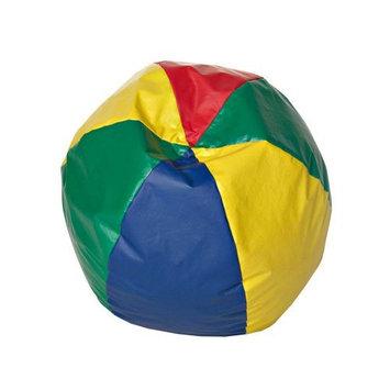 foamnasium Wacky Sack Bean Bag Chair - Red/ Yellow/ Blue/ Green