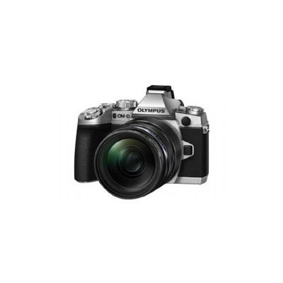 Olympus - Om-d E-m1 Compact System Camera (body Only) - Silver