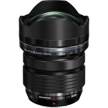 Olympus M.Zuiko 7-14mm f/2.8 PRO ED Digital Zoom Lens (Black)
