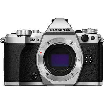 Olympus - Omd E-m5 Mark Ii Mirrorless Camera (body Only) - Silver