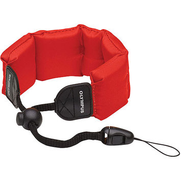 Olympus Floating Foam Camera Strap - Red
