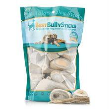 Best Bully Sticks Elk Antler Pieces - 1 Pound Bag