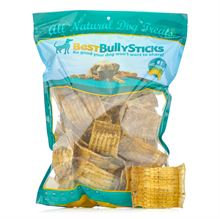 Best Bully's Trachea Chips for Dogs - 2 lb. Bag