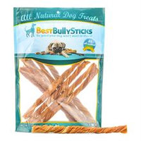 Best Bully Sticks Best Bully's Beef Casing Twist (10 Inches) / 10-pack