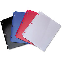 Acco Snapper Twin Pocket Poly Folder
