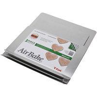 AirBake Ultra 3-Piece Cookie Sheet Set Silver