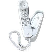 Uniden 1260 Slimline Caller ID Corded Phone - White